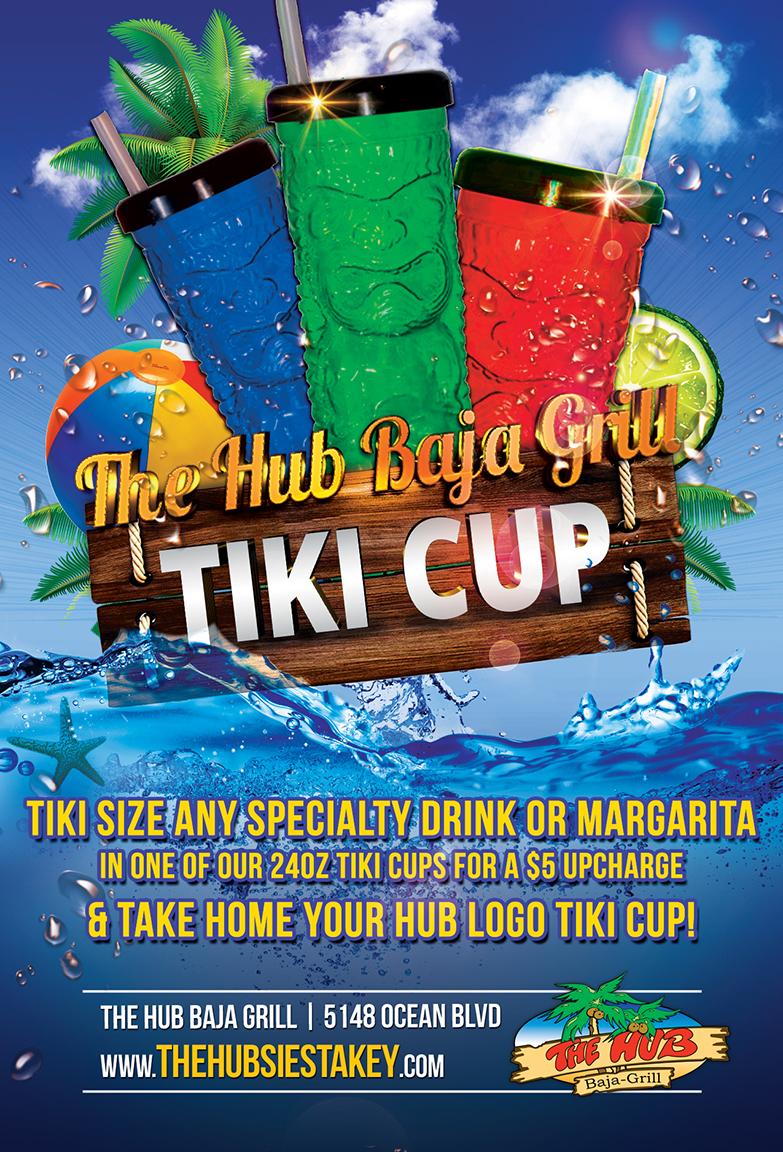 Tiki Cups