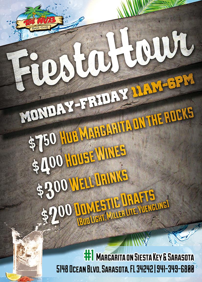 Fiesta Hour
